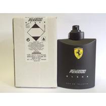 Scuderia Ferrari Black 125ml | Tester 100% Original