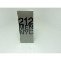 Perfume 212 Men Nyc 100ml Carolina Herrera Importado Usa