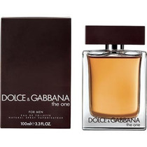 Perfume Masculino The One For Men D & G 100ml Importado