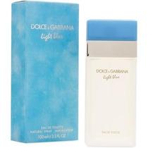Light Blue Feminino Eau De Toilette Dolce&gabbana 100ml