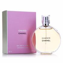 Perfume Chanel Chance 50ml Edp Feminino Original Importado