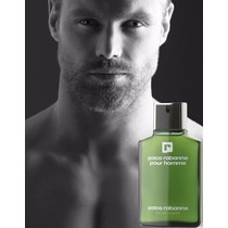 Perfume Paco Rabanne Pour Homme Edt 100ml(tester)