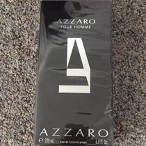 Perfume Masculino Azarro 200 Ml Lacrado Original