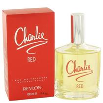 Perfume Charlie Red Feminino By Revlon 100ml Edt - Original