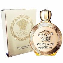 Perfume Versace Eros Pour Femme 100ml Eau De Parfum Original