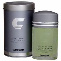 Perfume Importado Carrera Lata 100ml Masculino 100% Original