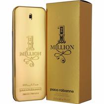 Perfume Paco Rabanne1 One Million 200ml Lacrado