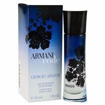 Armani Code Edp 30ml Feminino | Lacrado E 100% Original
