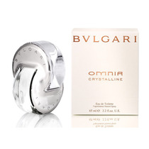 Perfume Bulgari Omnia Crystalline Edt 65ml - Importado
