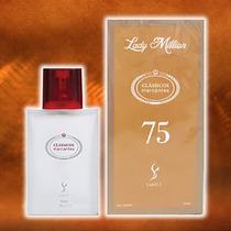 Lady Million 75 - Cazo Lado Z - Clássicos Marcantes [100ml]