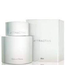 Kit Perfume Attractive Feminino+hidratante-água De Cheiro
