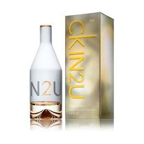 Perfume Ckin2u Feminino 100ml - Pronta Entrega Original