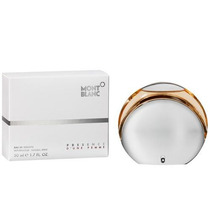 Perfume Presence D´une Femme Montblanc Edt Feminino 75 Ml