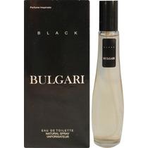 Perfume Bulgari Black Masculino Réplica De Qualidade