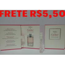 Amostra Cartier Goutte De Rose Eau De Toilette 1.5ml