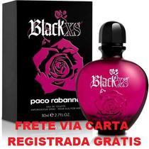 Black Xs Feminino Decant Amostra 2,5ml Original Frete Grátis