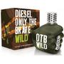 Diesel Only The Brave Wild Edt 125ml- 100% Original