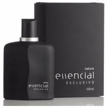 Deo Parfum Masculina Essencial Exclusivo 100ml Natura