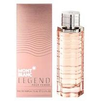 Perfume Montblanc Legend Femme Feminino Edp 75 Ml