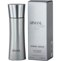 Perfume Armani Code Ice Edt 75 Ml Tester Giorgio Armani