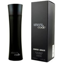 Perfume Masculino Armani Code 125ml Edt Original Lacrado
