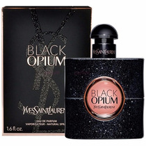 Perfume Black Opium 90ml Feminino Eau De Parfum Original