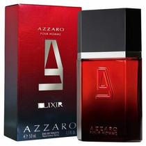 Perfume Azzaro Pour Homme Elixir Edt 100ml Original