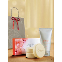 Presente Natura Perfume Biografia Feminino + Brinde