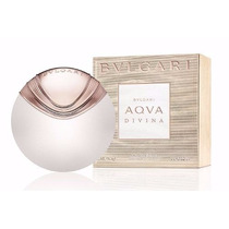 Perfume Bvlgari Aqva Divina Feminino 65ml - Edp De Parfum
