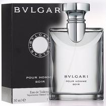 Perfume Masculino Bvlgari Soir Pour Homme 100ml
