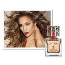 Deo Perfum Jennifer Lopes Jlove 75 Ml .gratis Necessaire Vip