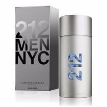 Perfume 212 Men 100ml - Original E Lacrado
