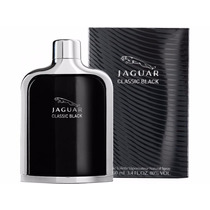 Perfume Jaguar Classic Black Eau De Toilette 100ml Masculino
