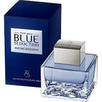 Antonio Banderas Blue Seduction For Men Perfume Masculino...