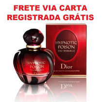 Dior Hypnotic Poison Eau Sensuelle Amostra 5ml Frete Grátis