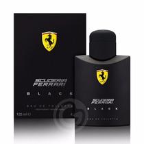Perfume Masculino Ferrari Black 125ml 100% - Original