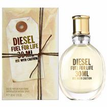 Diesel Fuel For Life Edp 30ml Feminino | Original E Lacrado