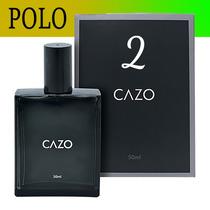 Polo 02 - Cazo By Lado Z - Linha Cazo Masculina [50ml]