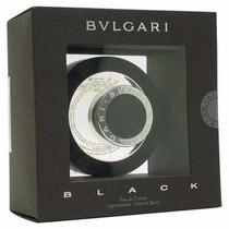 Perfume Bulgari Black 75ml Masculino- Melhor Preço!
