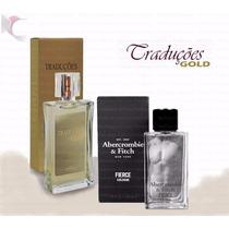 Abercrombie Fierce Perfume Masculino(traduções Gold)f.grátis