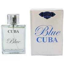 Perfume Cuba Blue Masculino 100ml - Cuba Paris