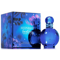Perfume Fantasy Midnight 50ml Britney Spears + Brindes