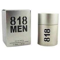 Perfume Lonkoom 818 Men Edt - 30ml - S/celofane