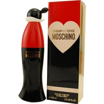 Perfume Moschino Cheap & Chic Eau De Toilette 100ml