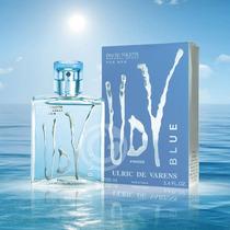 Perfume Udv Blue For Men 100ml Ulric De Varens 100% Original