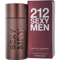 Perfume 212 Sexy Men Carolina Herrera 100 Ml Origina Lacrado