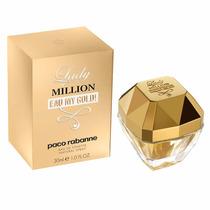 Perfume Paco Rabanne Lady Million Eau De Toilette 30ml