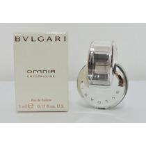 Perfume Miniatura Bvlgari Omnia Crystalline 5 Ml Edt Fem