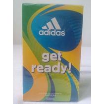 Perfume Get Ready! Colônia Desodorante Adidas Masculino 100m