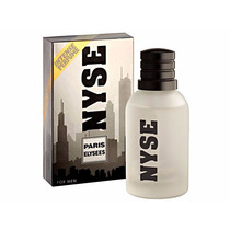 Perfume Nyse Masculino 100ml Paris Elysees Similar 212 Men